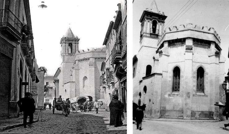 Iglesia de San Esteban de Sevilla. Atanasio y Muñoz arquitectos