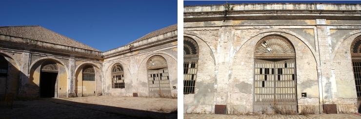 Fábrica de Artilleria de Sevilla. Atanasio y Muñoz arquitectos