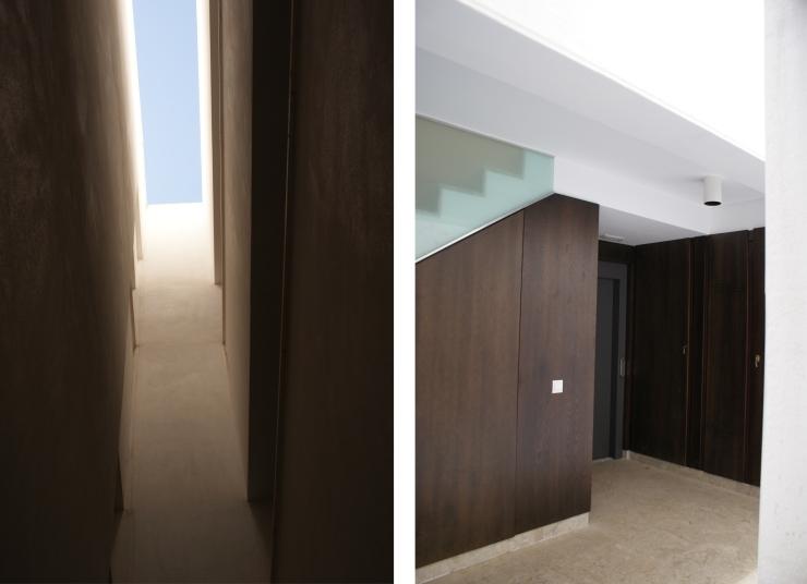 1Rehabilitación edificio en calle San Bernardo, Sevilla. Antanasio y Muñoz arquitectos