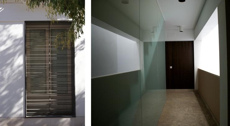 Rehabilitación edificio en calle San Bernardo, Sevilla. Antanasio y Muñoz arquitectos